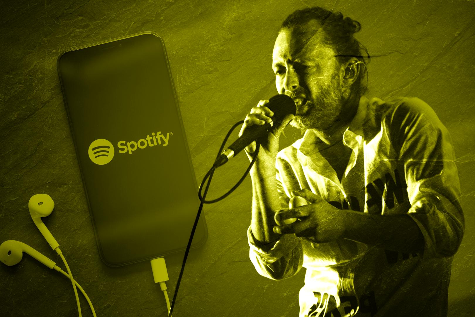 Playlist Thom Yorke De Andrè